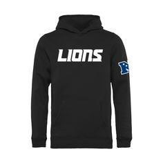 Youth Detroit Lions Design Your Own Hoodie - $51.99