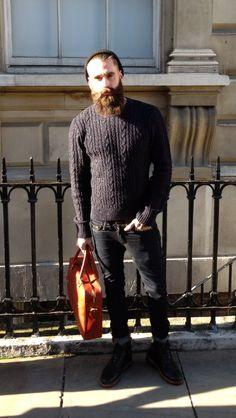 Somerset House #LondonFashionWeek #LFW #tedbaker #RickiHall