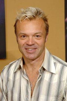 Graham Norton, British presenter.