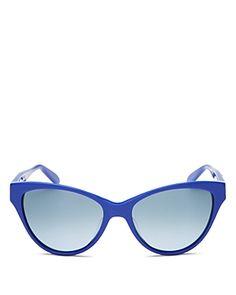 c280ddc0f51 Moschino Retro Logo Sunglasses