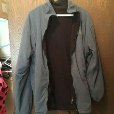 NWT Tommy Hilfiger Men/'s Black/&Navy Blue Hooded Softshell Jacket Medium Large XL