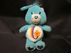 99 Cent Auction of the Day:  A #CareBear clip on plush to show your Care Bear power!  Only 1 day left! 11/09/13