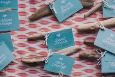 driftwood seating cards #beach #wedding Photography: Kelly Stonelake Photography - kellystonelake.com, Florals by http://twigandtwinedesign.com/, Design and Styling by http://goinglovely.com/
