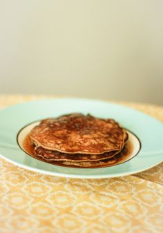 If these gluten free pancakes aren't enough to get you out of bed in the morning, we don't know what will. #GlutenEase
