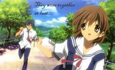 Clannad: After Story Anime Pictures