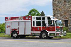 Luray Volunteer Fire Department, Luray, VA - Sqaud 1.