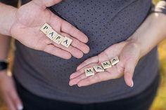 Die herbstlichen Babybauchbilder von Julia | Friedasbaby.de