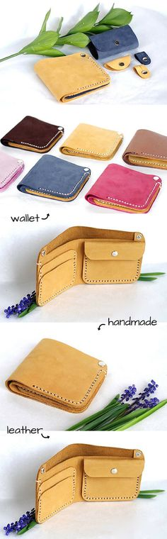 | Designer wallet | Leather designer wallet | Designer wallet for women | Yellow…