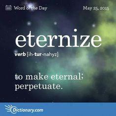 Eternize