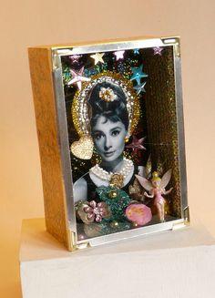 Audrey gold box