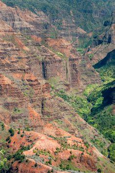 de la Barra photography, honeymoon ideas, honeymoon in Hawaii, Kauai Waimea Canyon, Hawaii