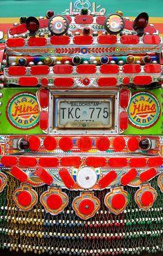 truck in pakistan
