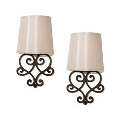 itu0027s exciting lighting 2pk wall sconce