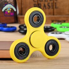 White/Black/Blue/Yellow /Green/Red 6 colors-Spinner Fidget Toy Plastic EDC Hand Spinner For Autism and ADHD♦️ SMS - F A S H I O N 💢👉🏿 http://www.sms.hr/products/whiteblackblueyellow-greenred-6-colors-spinner-fidget-toy-plastic-edc-hand-spinner-for-autism-and-adhd/ US $1.86