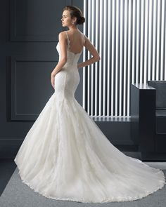 River - Sposa 2015. Collezione Two by Rosa Clará
