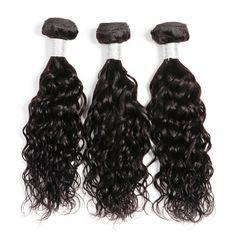 Virgin Brazilian French Curl Hair Bundles. www.thehairpark.com French Curl, Virgin Hair Bundles, Curled Hairstyles, Curls, Fashion, Moda, Fashion Styles, Fashion Illustrations, Crimped Hairstyles