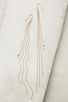 Koki Duster Earrings - anthropologie.com