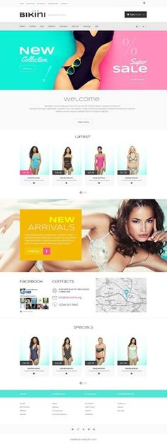 Who would use it?   Women Swimwear Store OpenCart Template CLICK HERE! live demo  http://cattemplate.com/template/?go=2cbHpis