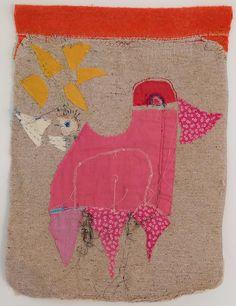 Kerttu Maukonen - the art room plant: Textile Artist