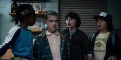 Romantic Moment of the Week: Stranger Things – Eleven and Mike