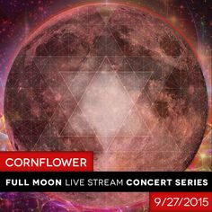 "I am THRILLED to release the soundboard recording from my 9/27/2015 Full Moon Super Moon Lunar Eclipse Live Stream Concert.   This is now available for FREE as a ""Name Your Price"" digital download. Simply enter 0.00 at checkout to receive this music.   Download or stream now! http://cflow.co/20150927-FullMoon-audio   Thanks again to everyone who joined us and helped created such a magical evening of music!"