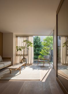 Keiji Ashizawa Design and Norm Architects pare back Kinuta Terrace apartments in Tokyo apartment Keiji Ashizawa Design and Norm Architects pare back Tokyo apartments Tokyo Apartment, Minimal Apartment, Design Apartment, Apartment Projects, Dream Apartment, Interior Design Blogs, Japanese Interior Design, Japanese Design, Japanese Prints