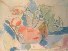 Après « Montagnes et mer » : Frankenthaler 1956–1959 - Musée Guggenheim Bilbao