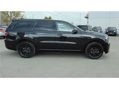 """""""Sport Utility - 2015 Dodge Durango LIMITED - BLACKTOP PACKAGE - TOW GROUP in Trenton, ON $43,858"""""""