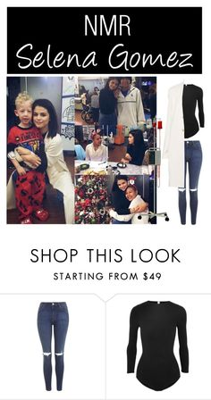 """Outfit #595"" by nmr135 ❤ liked on Polyvore featuring Topshop, Commando, The Row, StreetStyle, selenagomez, texas, Hospital and nmr"