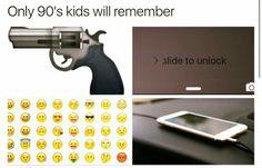 People stay sayin 90s kids will remember stuff. Sometimes stuff don't be adding up