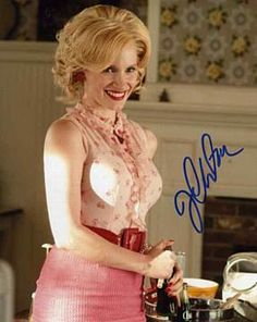 Jessica Chastain 'The Help' Signed 8x10 Photo Authentic