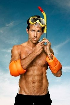 Sweet Jesus. Ryan Reynolds.