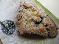Starbucks Restaurant Copycat Recipes: Blueberry Scones