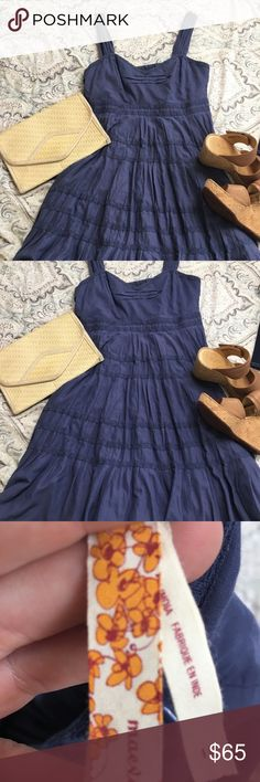 ad0525e281 Anthropology Maeve dress size 10. This listing is for an adorable  Anthropology Maeve dress size