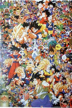 Dragon Ball Z wallpapers HD and Widescreen | Dragon Ball Z Goku
