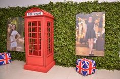 Já pensou em uma Festa Londres? Se você curte o One Direction ou simplesmente adora viajar ou ama a cidade, este é o tema perfeito para a sua Festa de 15!!!