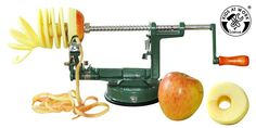 Kids at work appelschilmachine - appel schillen