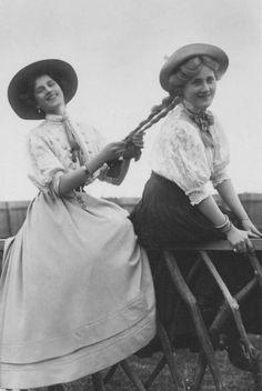 Georgia O'Keeffe and Marjorie Douglas