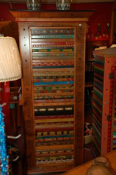 folk art painted furniture | Hand Painted Furniture | COSAS Online | Mexican Folk Art, Boerne ...