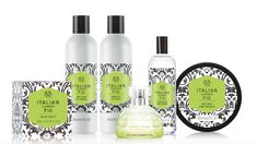 The Body Shop Voyage Scent Collection | Rouge