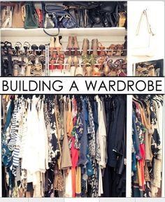 Building ur wardrobe