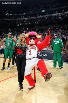 The official website of Benny The Bull, the mascot of the Chicago Bulls Benny The Bull, Chicago Bulls Team, Marisa Miller, Nba, Basketball, Rose, Hs Sports, Stuff Stuff, Pink