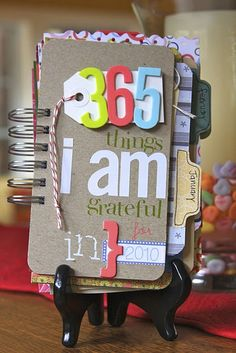 So many great scrapbook page ideas... what a cute journal!