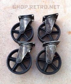 roue industrielle