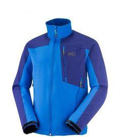 Millet W3 Expert WDS, chaqueta con tecnología Windstopper | Lugares de Nieve
