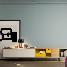 Tolles Sideboard/Lowboard: Die Aura-Kollektion kann man individuell in vielen Maßen, Hölzern und Varianten kaufen.… Mehr auf roomido.com #roomido