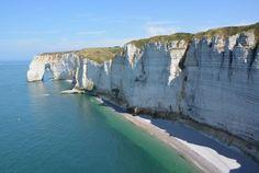 Alta Normandia, Senna Marittina, Falesie di Etretat, una delle più belle viste mozzafiato di Francia. Con Bontourism® emozioni garantite. Siete pronti?