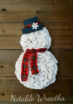 Your place to buy and sell all things handmade Wreaths And Garlands, Holiday Wreaths, Holiday Crafts, Christmas Decorations, Christmas Ideas, Winter Wreaths, Burlap Wreaths, Holiday Ideas, Deco Mesh Crafts