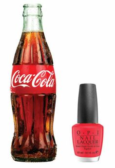 OPI Partners With Coca-Cola on Lacquer Launch
