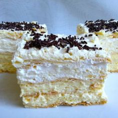 Recept: Nem is csoda, hogy bronzérmes lett egy sütiversenyen! Ital Food, Hungarian Recipes, Hungarian Food, Cake Bars, Sweet And Salty, Cake Cookies, Vanilla Cake, Nutella, Tiramisu